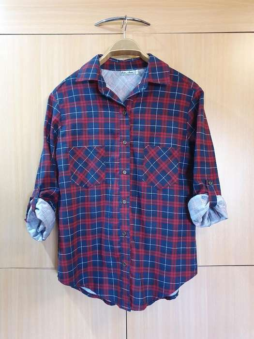 <strong>camisa</strong> Talle Xxl Impecable