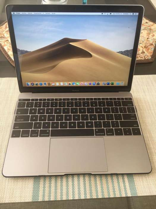 Macbook 12 pulgadas Early 2015 Retina Display