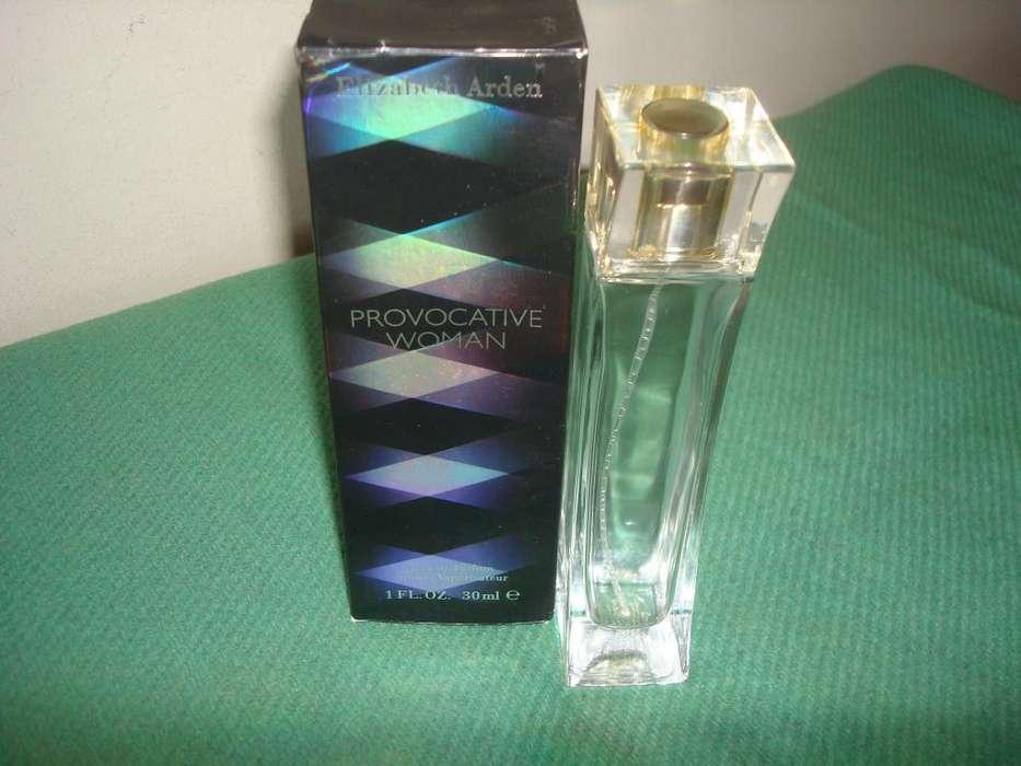 Perfume Provocative Woman 30ml Vacios De Elizabeth Arden