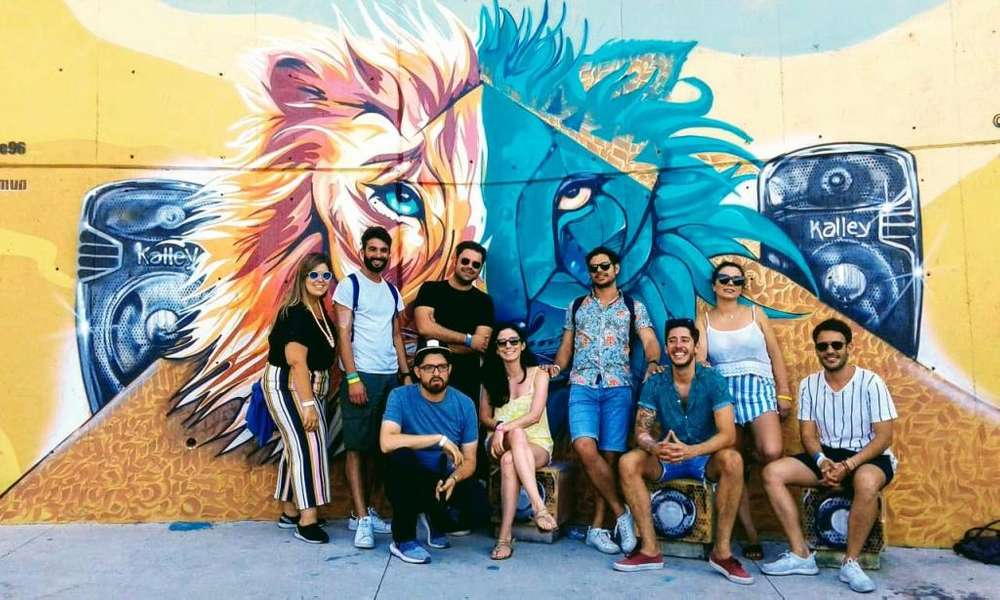 Tour Comuna 13 Medellin