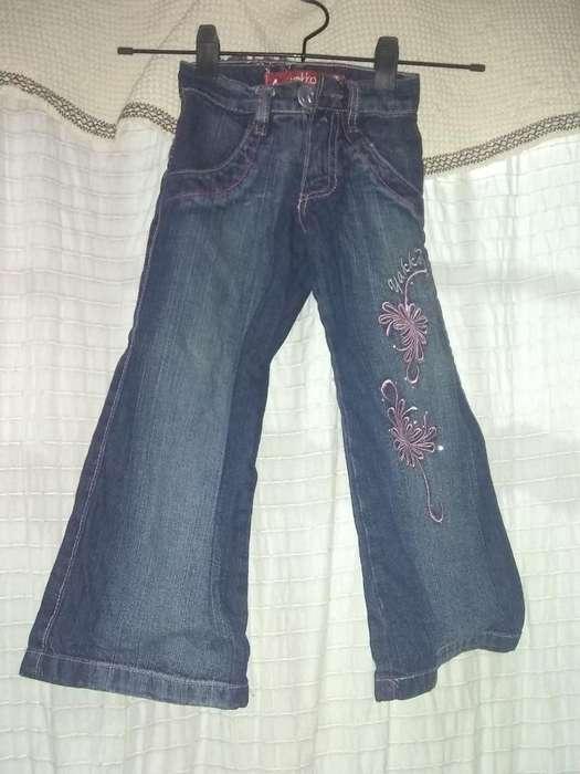 Jeans de Nena Talle 4 Nuevo