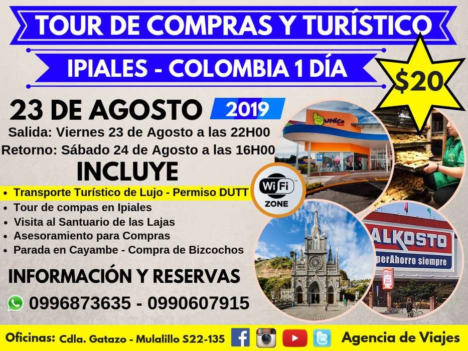 Viaje, Tour De Compras Ipiales Colombia, Transporte