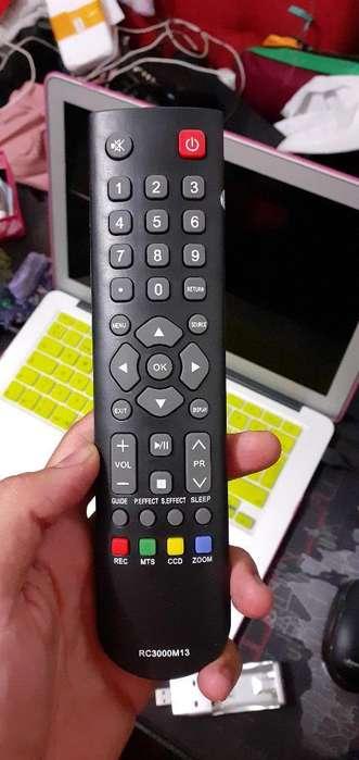 Vendo Control para Tv Challenger 10 De10