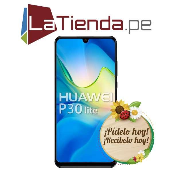 Huawei P30 Lite Pidelo Hoy, Recibelo HOY!
