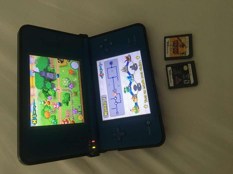 Nintendo DSi xl programada