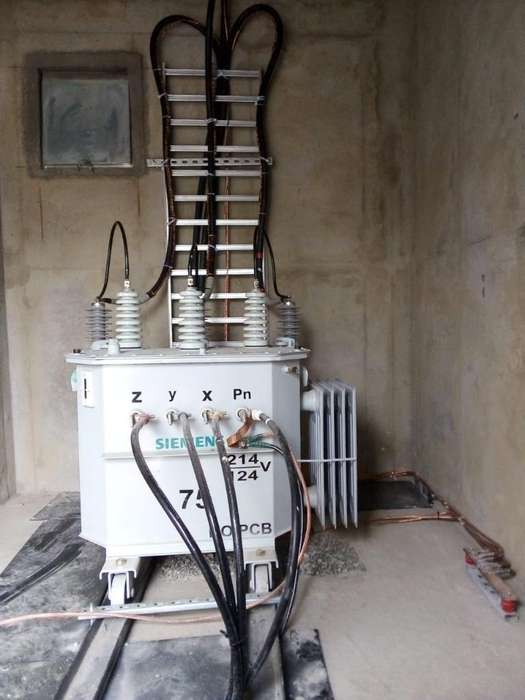 Electricistas Oficiales Ayudantes