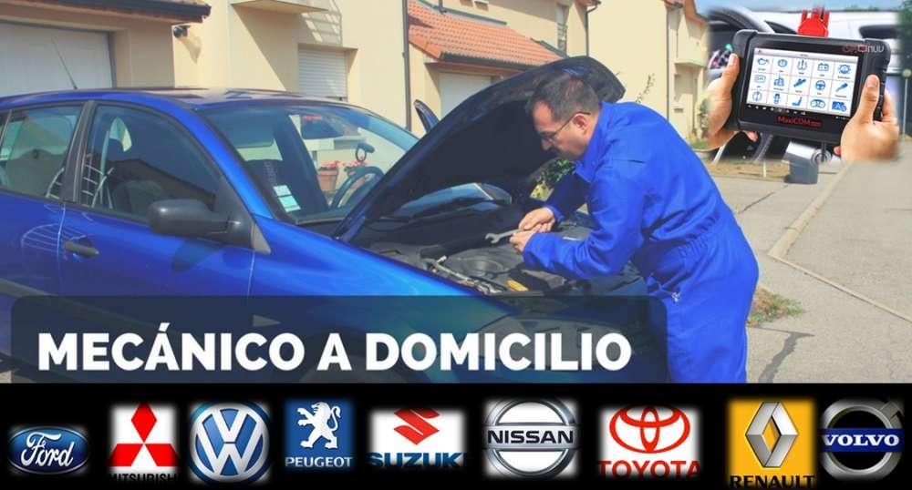 MECÁNICO ELECTRÓNICO AUTOMOTRIZ GASOLINEROS Y DIÉSEL