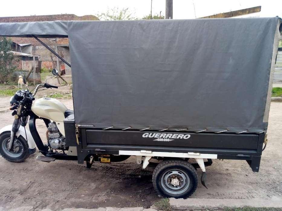 Fletes en Motocarro Grande Carpa Desmont