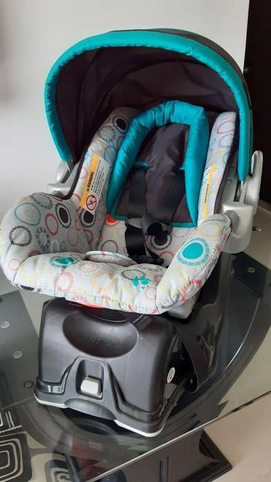 Vendo Silla de Bebé para Carro