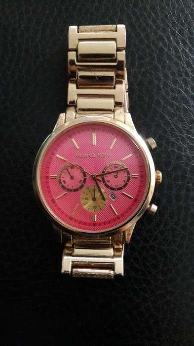 Reloj de Oro Michael Kors Unisex