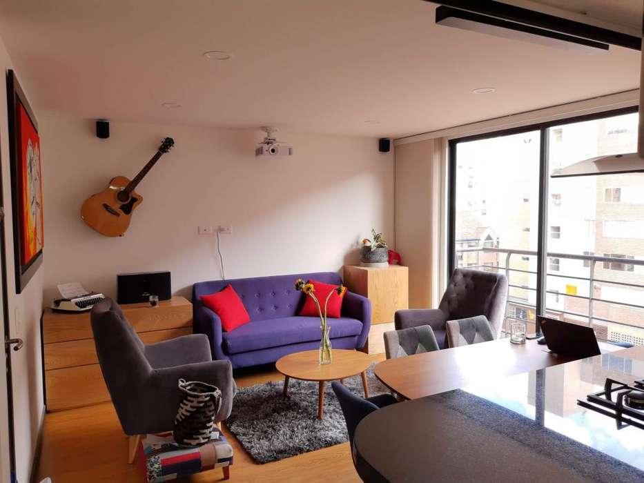 Apartamento Cedritos 59 mts, cerca al Carulla 24h
