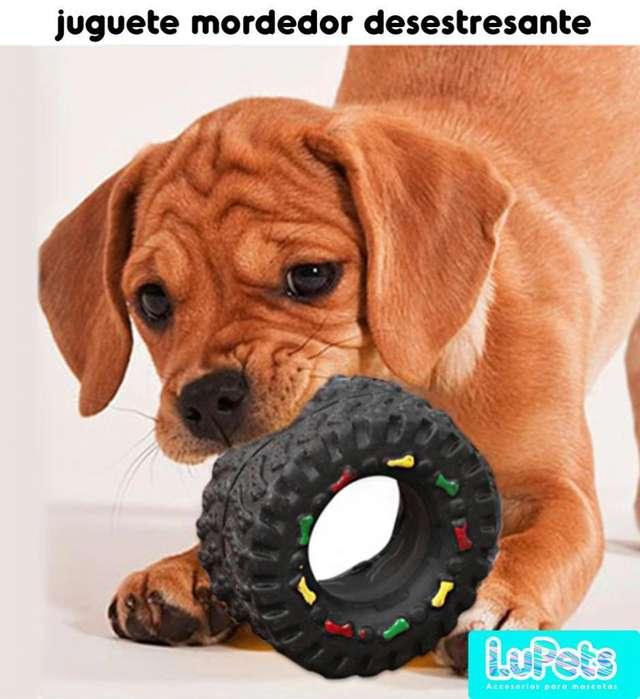 Juguete Mordedor-perro-mascota