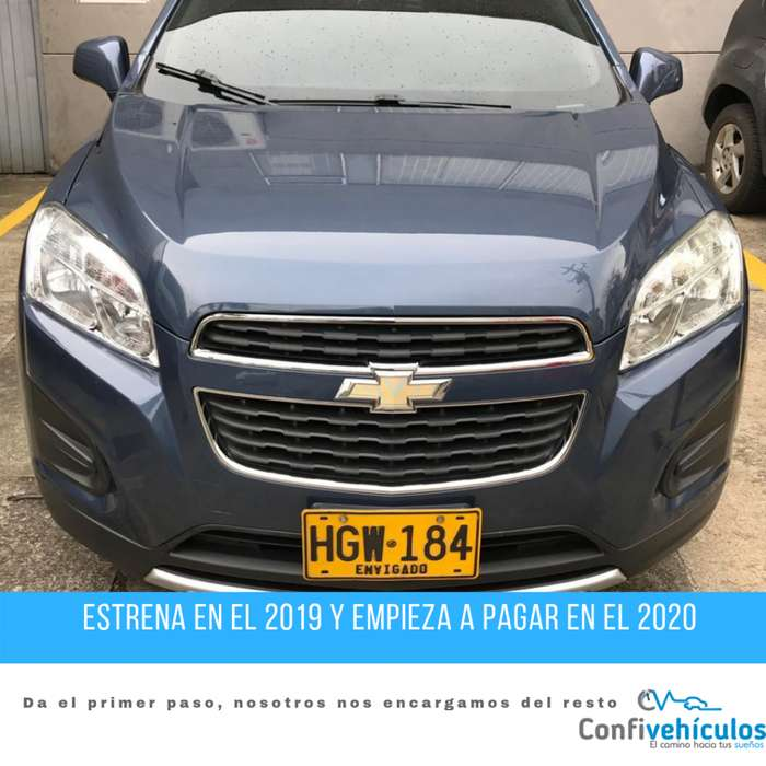Chevrolet Tracker 2013 - 83000 km