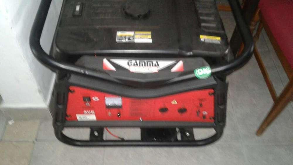 Generador Gamma 6500 Ev Nuevo