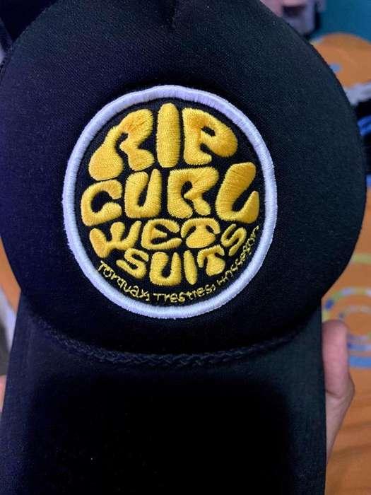 Gorra Rip Curl Como Nueva