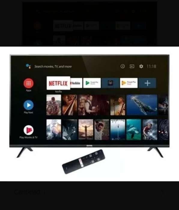 Smart Tv 32' Tlc