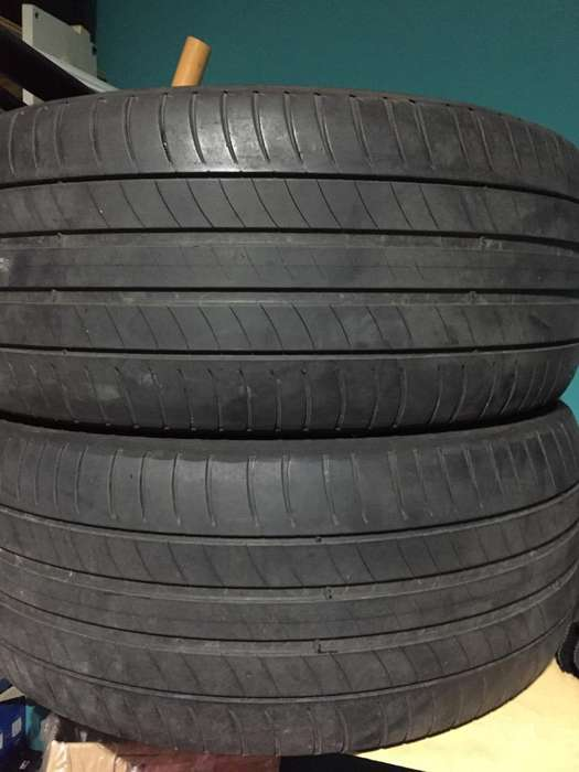 2 Cubiertas <strong>michelin</strong> Primacy 3