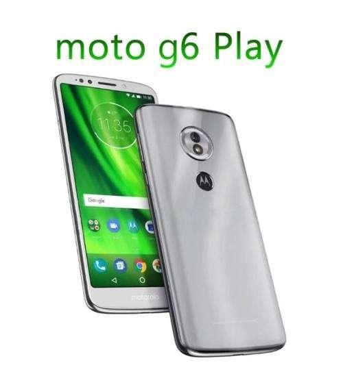 Motorola Moto G6 Play Tienda San Borja. Garantía.