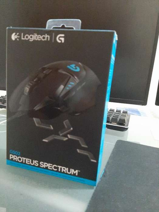 <strong>mouse</strong> Gamer Logitech G502 Seminuevo