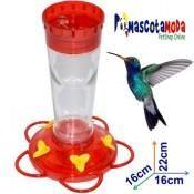 Bebedero para colibrí o quinde