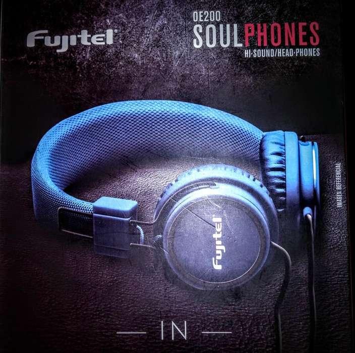 Auriculares Fujitel