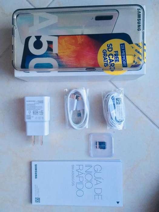 Vendocambio Samsung A50 128gb
