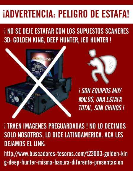 GEORADARES GPR DETECTORES DE METALES GPR VENTAS ALQUILER GEORADARES