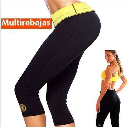 Original Pantalon Licra Hot Shaper Para Ejercitarse
