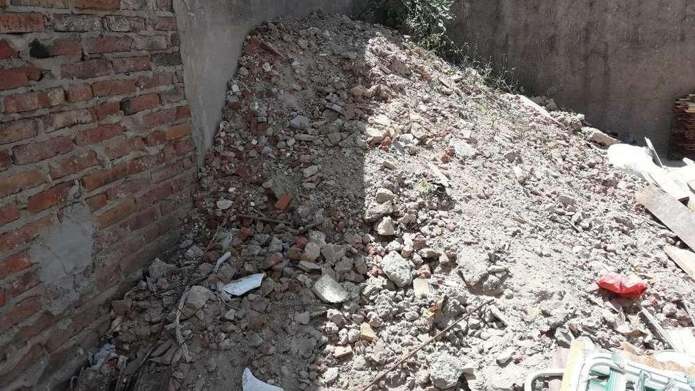 Se Regala Escombros 8 Mtr