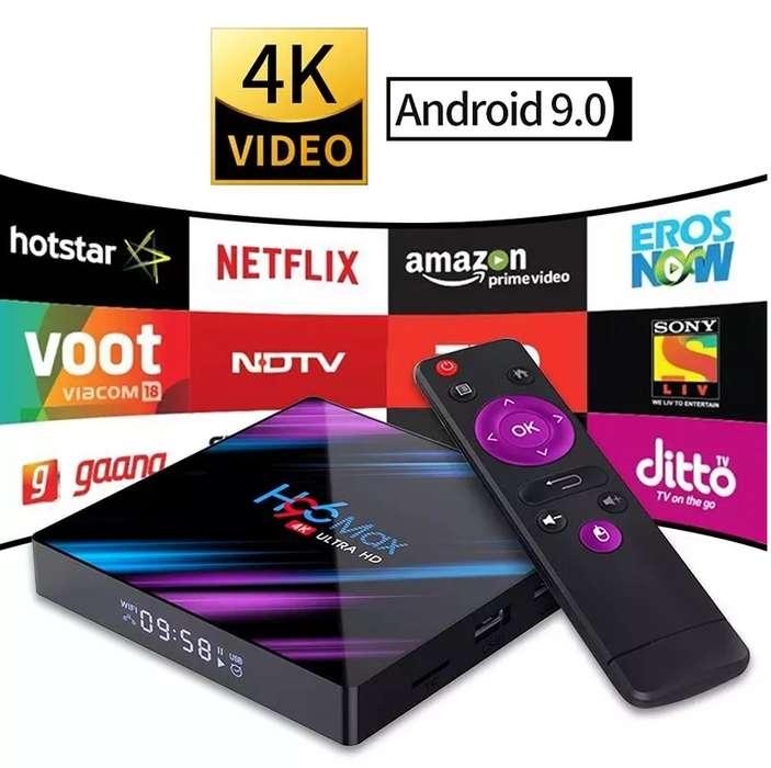 Tv Box 2gb Ram 16/Gb Memoria Usb 3.0 Android 9.0