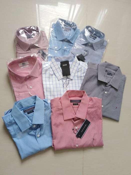 Camisas Caballero Tela Fría
