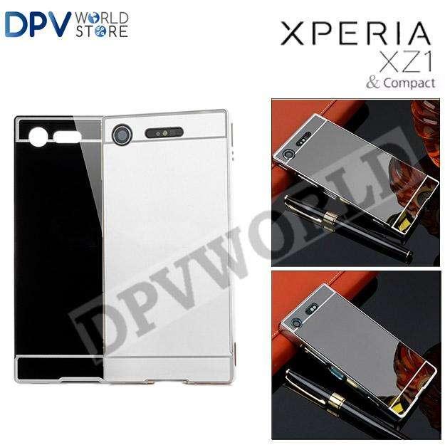 estuche Metalico Sony Xperia Xz1 Xperia Xz1 Compact Aluminio bumper