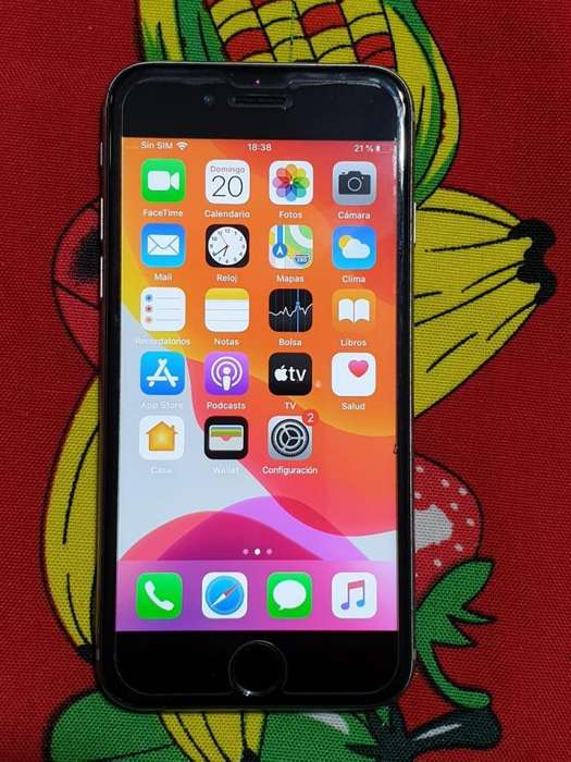 IPHONE 6S 64 GB, COMPLETO EN CAJA