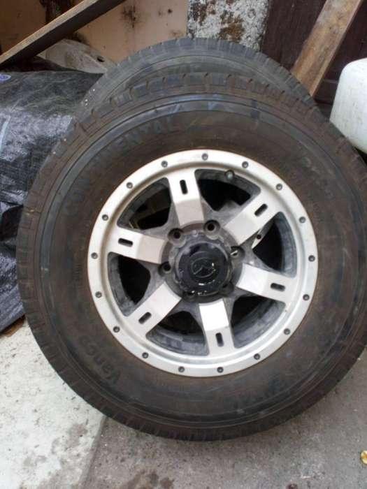 Venta de Aros Originales Bt50 Mazda