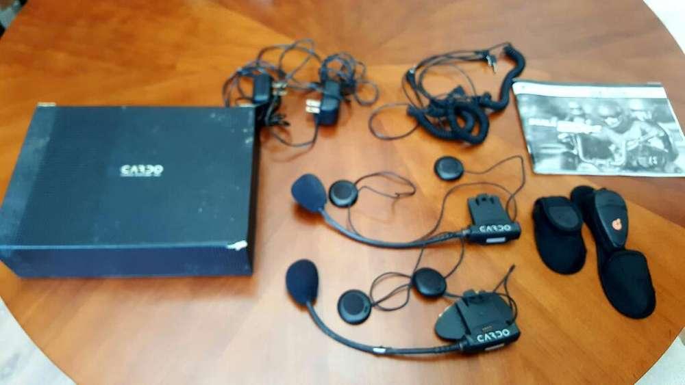 Sistema de Comunicación para Cascos