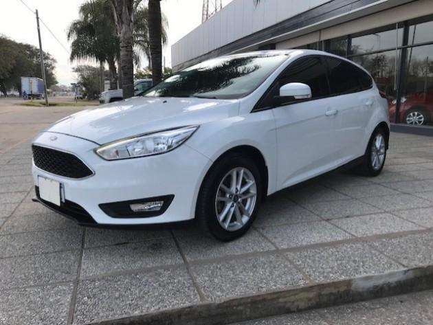 Ford Focus 2017 - 100000 km