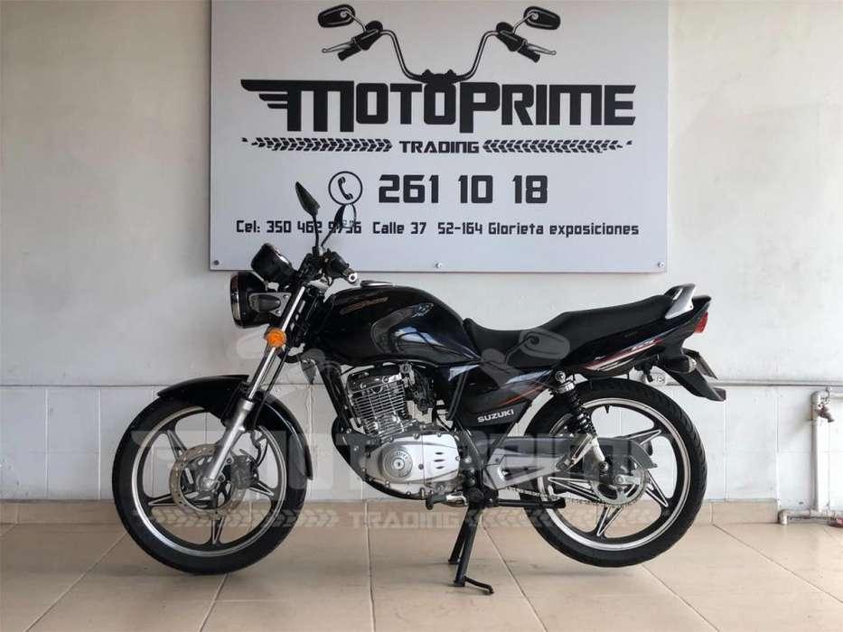 SUZUKI GS 125 2013 EXCELENTE ESTADO LLAMA YA 3504629756