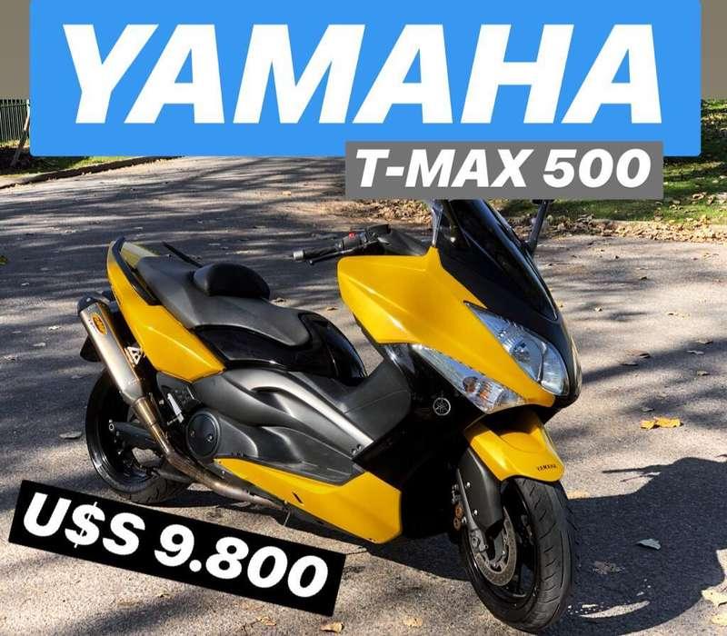 <strong>scooter</strong> YAMAHA TMAX 500 // 2008 // TOMO MOTO