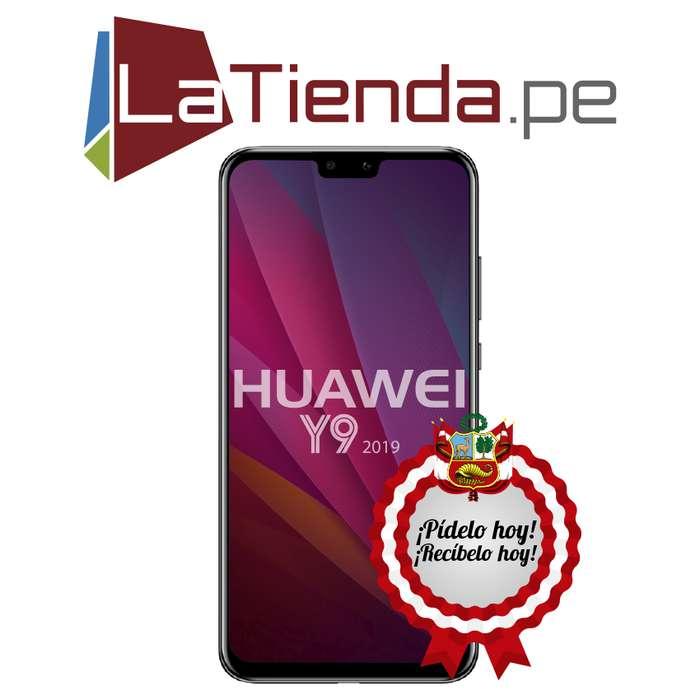Huawei Y9 2019 Procesador Kirin 710