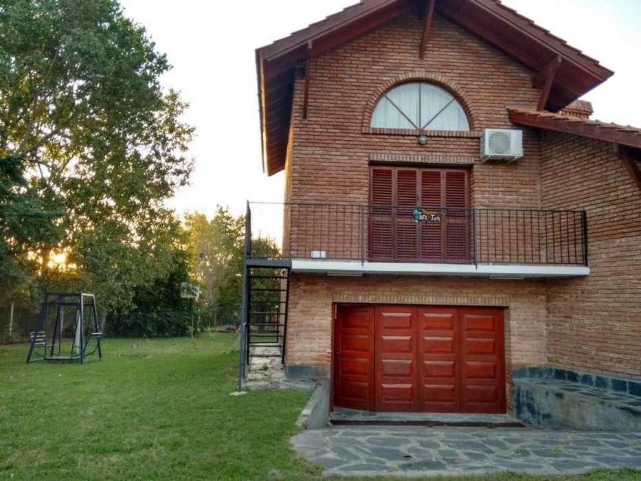 jh60 - Departamento para 2 a 4 personas con cochera en Villa De Merlo