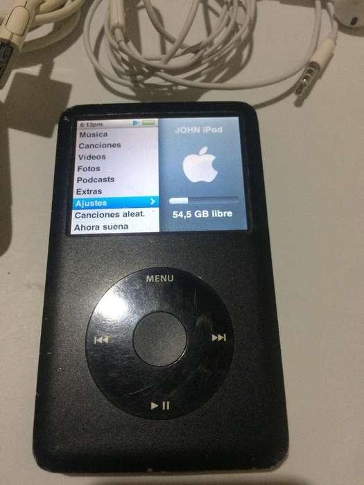 iPod Clasico de 80 Gb 6 Generaccio