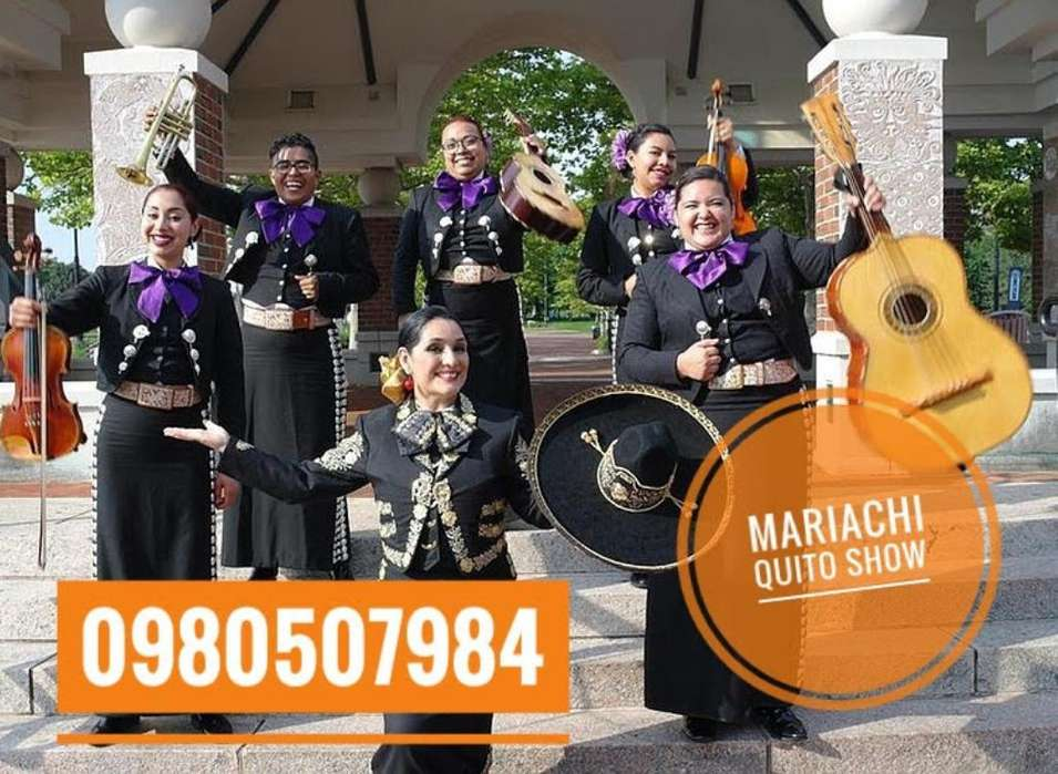 Mariachi de Viernes en Quito Norte
