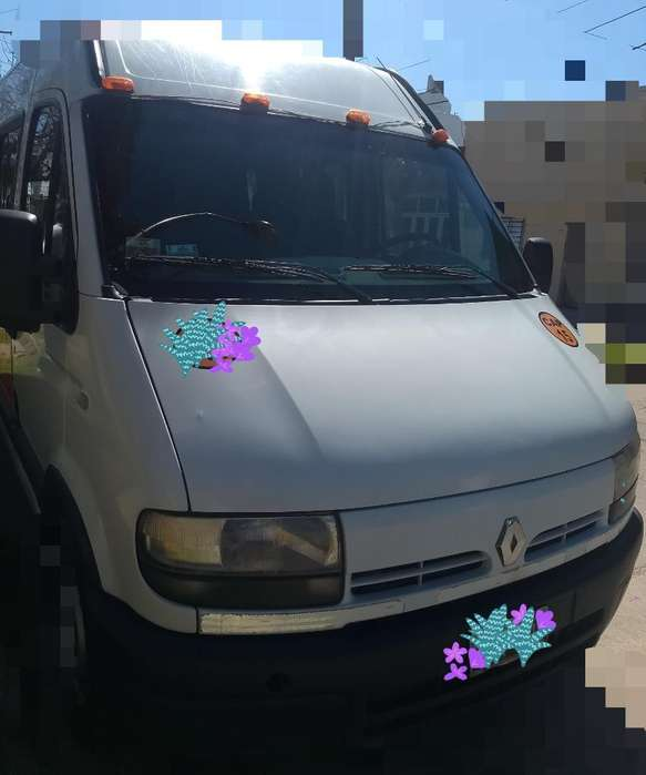 Vendo Transit Mod 2008