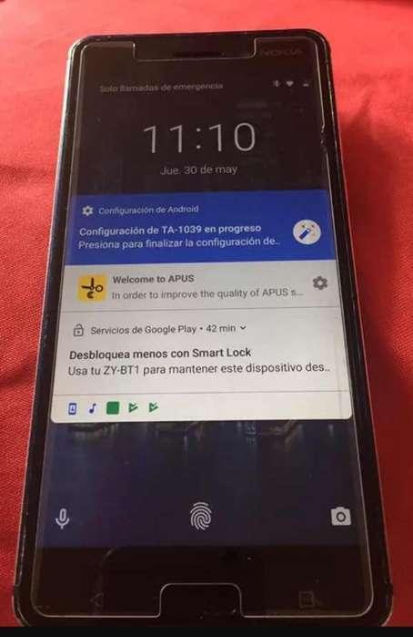 Nokia 6 Isado Libre 32 Gb