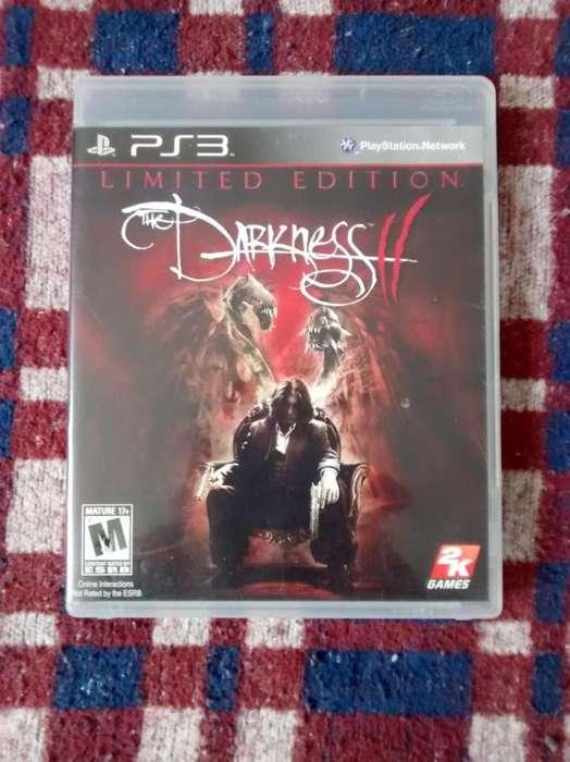 Juego Darkness 2 de Ps3 Vendo O Cambio
