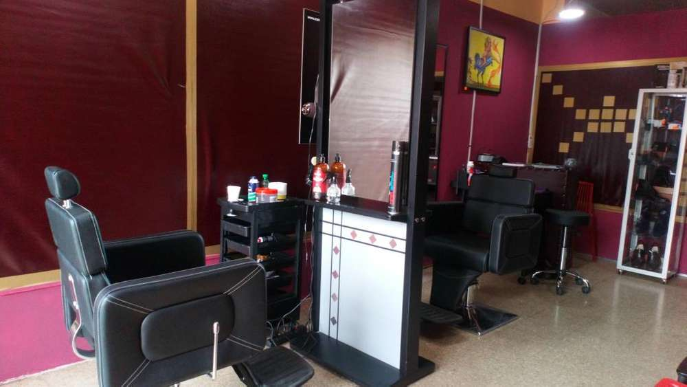 Ppr viaje se vende implementos de peluqueria