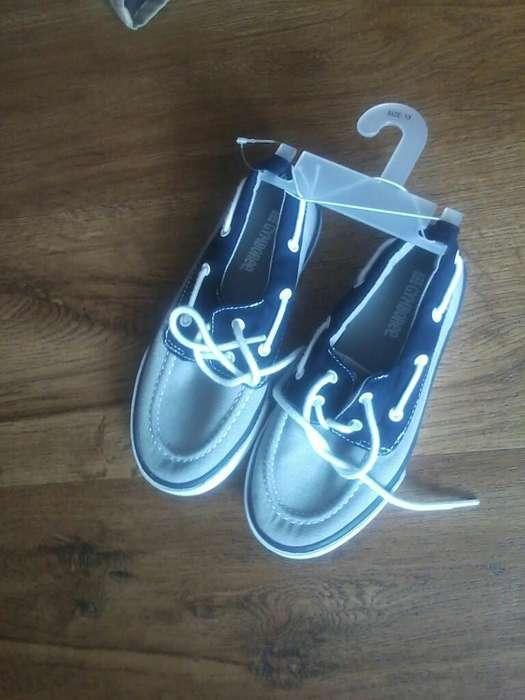 Zapatos Gymboree Nuevos Niño