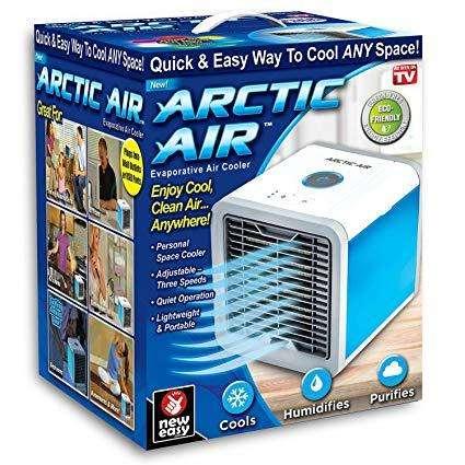 Aire Climatizador Personal De Espacio Usb