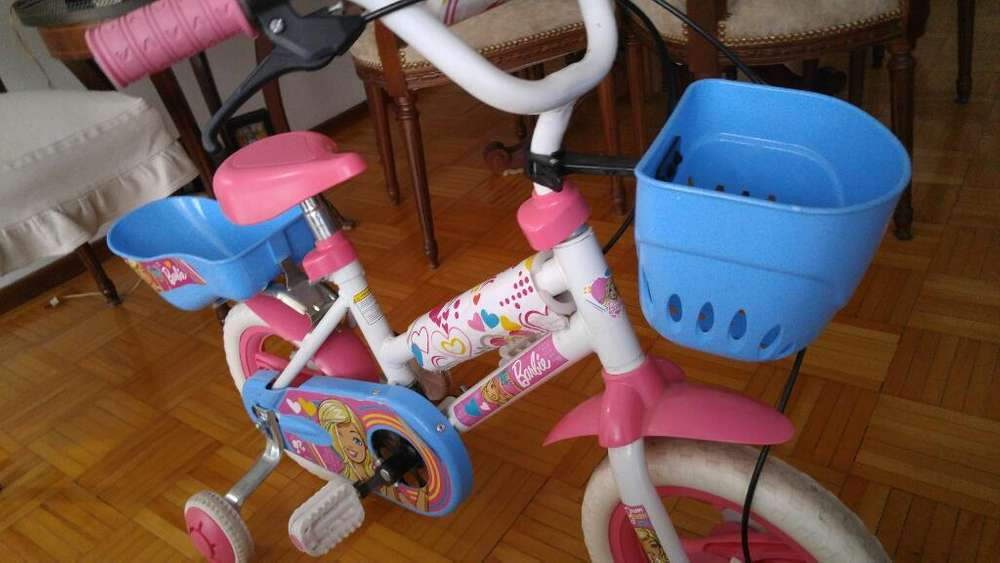 Bicicleta Barbie R12