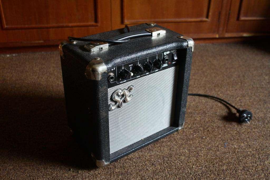 Amplificador de Guitarra 10w Sx